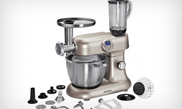 robot culinaire multifonction bomann au choix groupon shopping. Black Bedroom Furniture Sets. Home Design Ideas