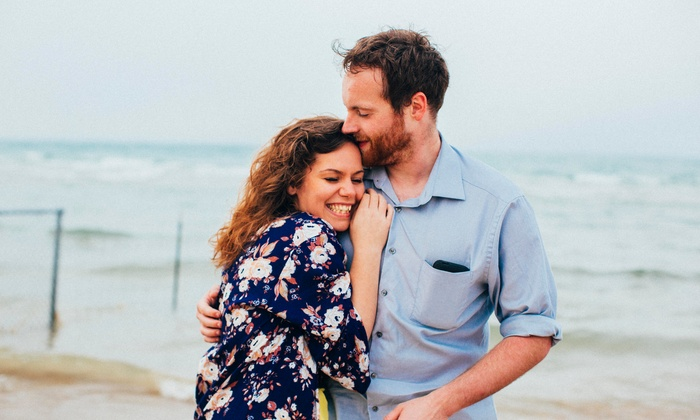 Emily Spieler Photography Llc - Chicago: Engagement Photo Shoot with Wardrobe Changes and Digital Images from Emily Spieler Photography LLC (56% Off)