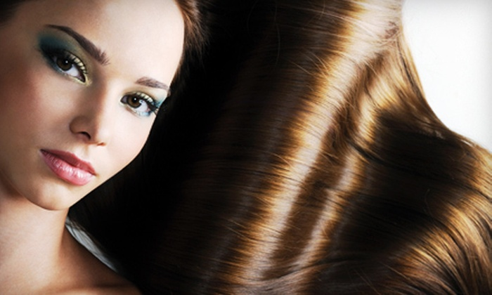 Reed Hair Design - Glen Carbon: One or Two Brazilian Blowout Keratin Treatments at Reed Hair Design in Glen Carbon (Up to 66% Off)