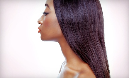 Hairstyling Package at Salon121 Buckhead (Up to 71% Off). Three Options Available.