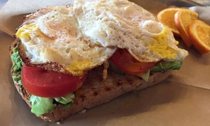 Cafe 44: $8 for $15 Worth of Brunch — Cafe 44