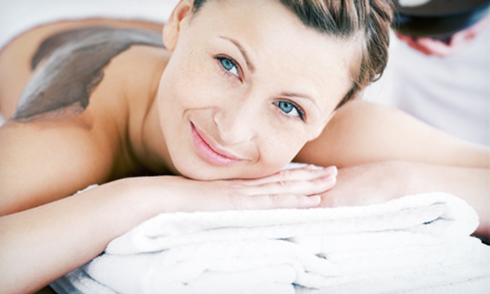 Beauté Minceur - Midnapore: One or Two Spa Packages with Electrotherapy, Heat Diathermy Wrap, and Body Vibration at Beauté Minceur (Up to 76% Off)