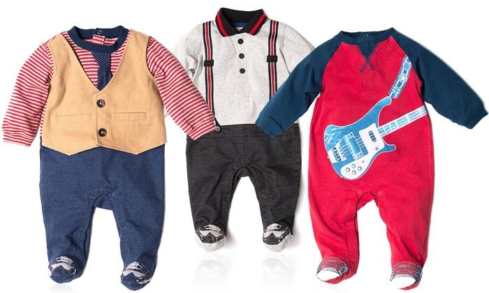 Kapital K Infants' Coveralls | Groupon Goods