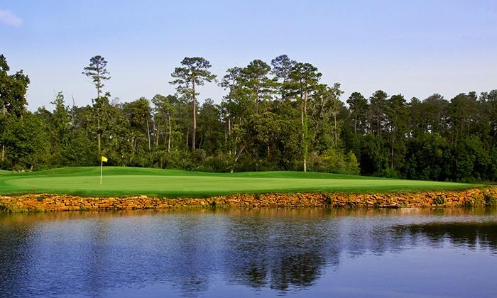 Cypresswood Golf Club - Greengate Place: 5- or 10-Week Golf Lesson Clinic at Cypresswood Golf Club (90% Off)