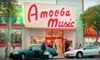 Amoeba Music - Multiple Locations: $10 for $20 Worth of New and Used CDs, DVDs, Vinyl, Posters, Memorabilia, and More at Amoeba Music