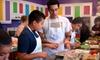 Half Off Children's Cooking Classes