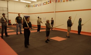 Seven Swords Academy: $40 for $125 Worth of Martial-Arts Lessons — Seven Swords Academy