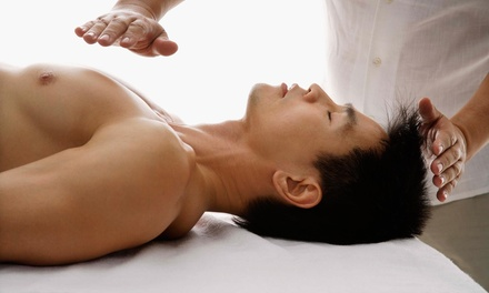 60-Minute Reiki Session with Aromatherapy from Healing Notes LLC (65% Off)