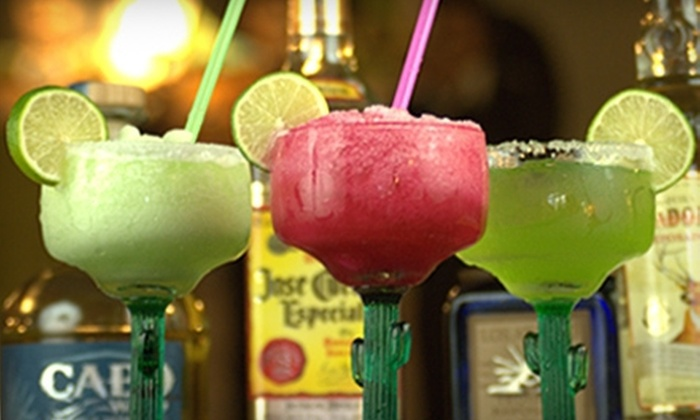 Taco N Tequila - Niagara Falls: Mexican Food and Drinks at Taco N Tequila (Up to 53% Off). Two Options Available.