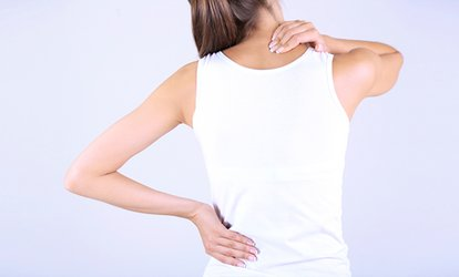 image for Osteopathic Consultation and Treatment at Exeter Osteo (73% Off)