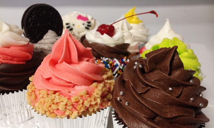 Bubbles'n Bakery - Streetsville: $10 Worth of Baked Goods or a Half-Dozen or Full-Dozen Cupcakes at Bubbles'n Bakery (Up to 40% Off)