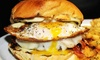 VB3 Restaurant - Hudson Exchange: Italian and American Food at VB3 Restaurant (Up to 45% Off). Six Options Available.
