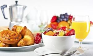 Rubens Inn: Luxe ontbijt met bubbels voor 1 tot 4 personen bij Rubens Inn, op de Meir