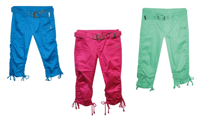 Toddlers' and Girls' Capri Pants | Groupon Goods