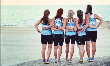 $49 for Six-Week Women's Boot Camp with Nutrition Plan and Personal Coach at Mama Bootcamp ($199 Value)