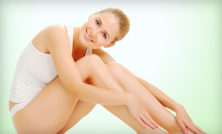 6 Laser Hair-Removal Sessions on a Small Area (up to a $1350 value) - Dermatology Associates of Napa Valley in Napa