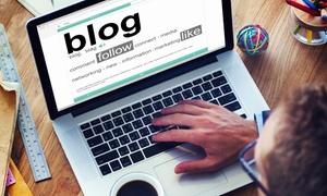 Blogging Business - PiùChePuoi: Videocorso online di Blogging Business per guadagnare con un blog, più attestato da PiùChePuoi (sconto 86%)