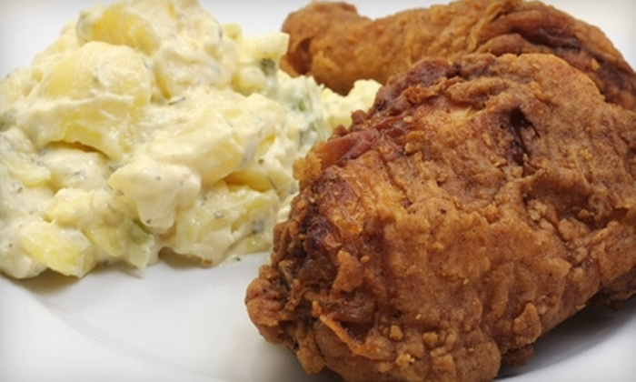 Jimé's Kitchen - Lewisville: $15 for $30 Worth of African Cuisine and Soul Food at Jimé's Kitchen