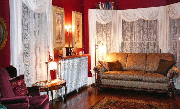 Candlelight Bed And Breakfast Ludington Mi