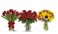 Up to £50 to Spend at Flowers Delivery 4 U (50% Off)