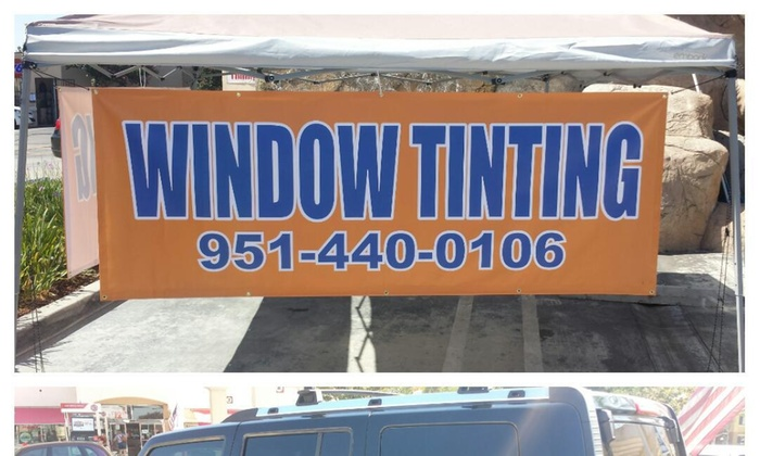 Clear Choice Windshield Repair - Rancho Cucamonga: Up to 46% Off Window Tinting at Clear Choice Windshield Repair