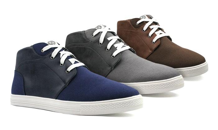 Unionbay Mossy Rock Men's Chukka Sneakers