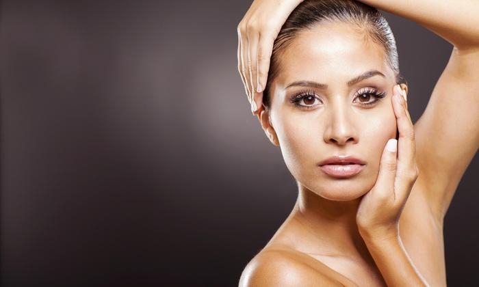 J - Beauty Studio - Winston Towers: European Facial with a Moisturizing Mask from J-BeautyStudio (54% Off)