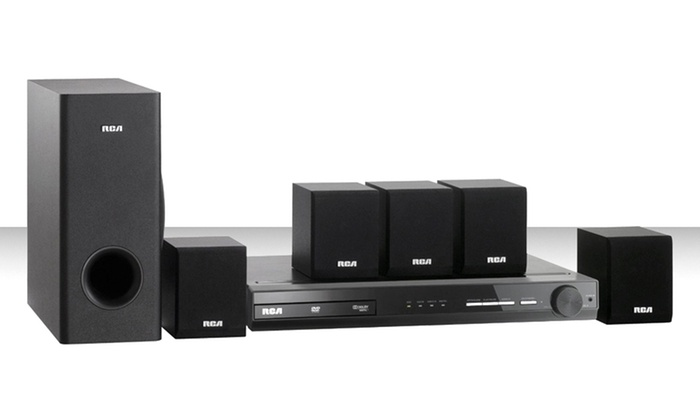 Groupon Home Theater System