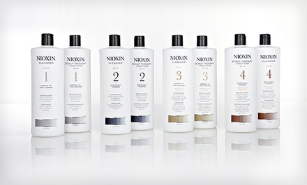 Nioxin Hair-Thickening System. Multiple Systems Available.