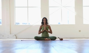 Village Yoga: 5, 10, or 20 Yoga or Zumba Classes at Village Yoga (Up to 68% Off)