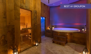St Nicholas Spa: Spa Day With Treatment, Light Lunch and Glass of Prosecco from £39 at St Nicholas Spa