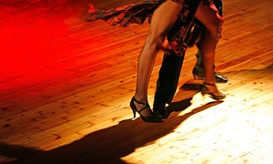 TC Dance Club International: $69 for Ballroom-Dance Lesson Package for One or Two People at TC Dance Club International (Up to $360 Value)