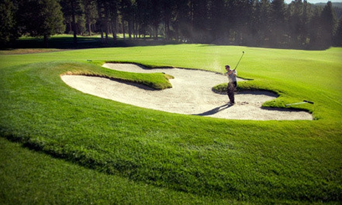 Les Vieux-Moulins Golf Club - District de Deschenes: 18-Hole Golf Outing for Two or Four at Les Vieux-Moulins Golf Course in Gatineau (Up to 55% Off)