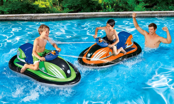 banzai motorized cruiser toy groupon goods