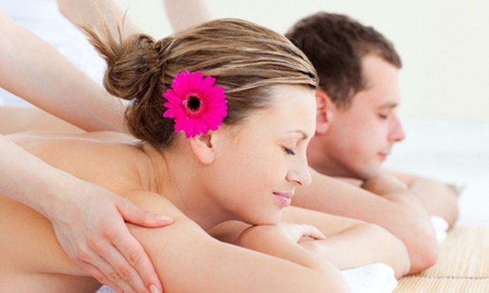 Amy's Skin Care - Briarforest: Spa Package for One or Two with 60-Minute Massage and 30-Minute Herbal Foot Treatment at Amy's Skin Care (Up to 58% Off)
