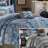 12-Piece Vienna or Sutton Place Reversible Comforter Set