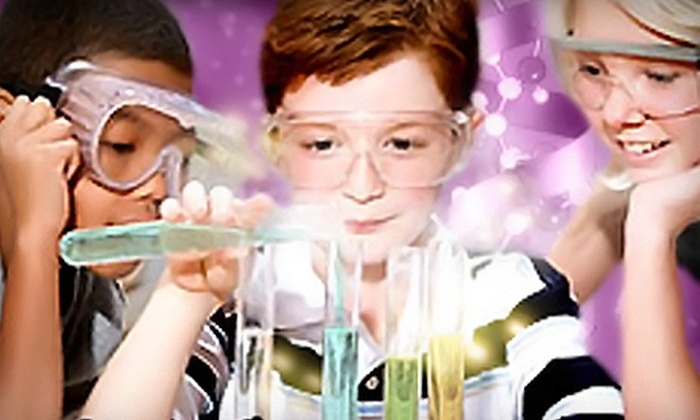 Mad Science - Payne - Phalen: Slime Workshop or Kids' Science Show with Optional Slime Workshop from Mad Science (Up to 57% Off)