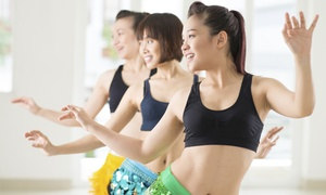 Lumina Academy: 2, 5, or 10 Belly-Dancing Classes at Lumina Academy (Up to 52% Off)