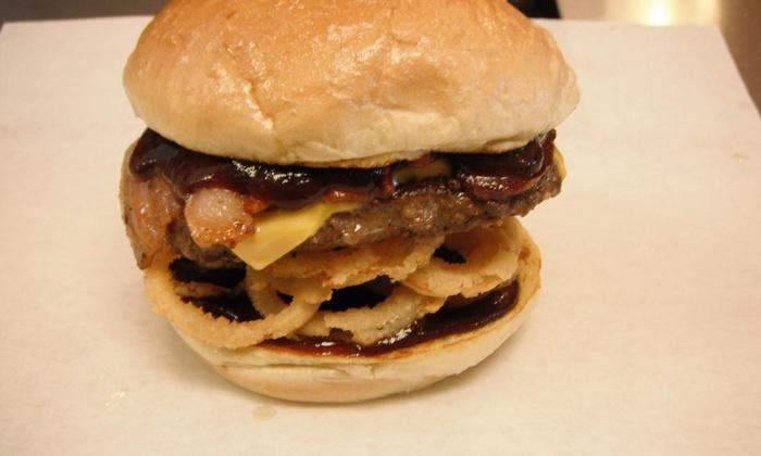 BURGERLAND - South Gate: $6 for $10 Worth of Burgers — Burgerland