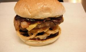 BURGERLAND: $6 for $10 Worth of Burgers — Burgerland