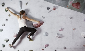 City Bloc: Rock Climbing Taster Session for Child (£5) or Adult (£8) at City Bloc (Up to 60% Off)