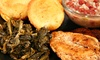 Nellie's Soulfood Restaurant - Oakland: Southern Food for Two at Nellie's Soulfood Restaurant & Bar (38% Off)