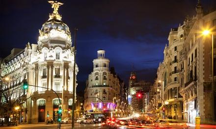 Madrid y alrededores: 5 noches con pensión completa, traslados, excursiones guiadas y opción a hotel 4* para 1 persona