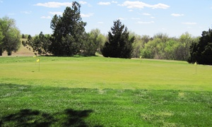Lindsborg Municipal Golf Course: 18 Holes of Golf for Two or Four and Cart Rental at Lindsborg Municipal Golf Course (Up to 58% Off)