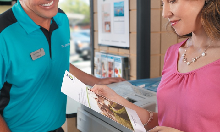 The Ups Store #4377 - Multiple Locations: 50% Off a Printing Service at The UPS Store