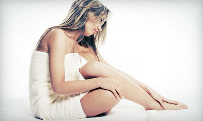 Alliance Medical Spa - Northbrook: Six Laser Hair-Removal Treatments for a Small, Medium, or Large Area at Alliance Medical Spa (Up to 91% Off)