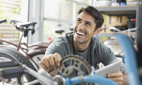 Puesta a punto para 1 o 2 bicicletas con lavado y opción a montaje de cámara y cubierta desde 8,90 € en Monzó Bikes