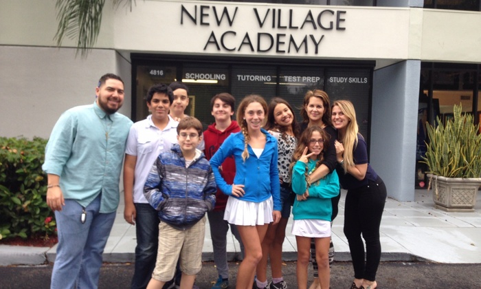 New Village Academy - Glenvar Heights: Five-Day Educational Camp at New Village Academy (45% Off)