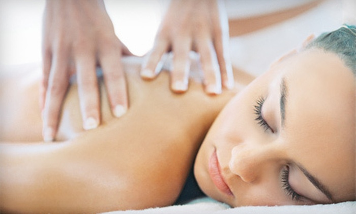 Ginger Martin at Little Flower Day Spa - Mountain Brook: $65 for a Custom Massage with Aromatherapy and Hot Towels from Ginger Martin at Little Flower Day Spa ($135 Value)