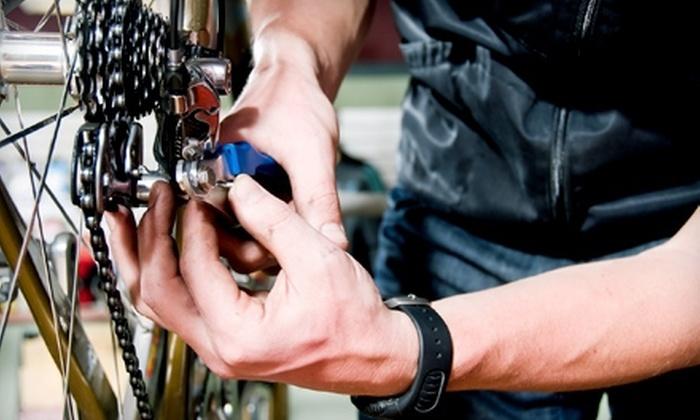 Cyclemotive - Niagara: Standard or Intermediate Bike Tune-Up at Cyclemotive (Up to 51% Off)